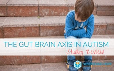 The Gut Brain Axis in Autism [A Study Review]